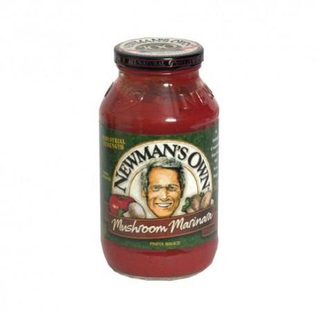 Newman's Own Marinara and Mushroom Pasta Sauce - 24 oz