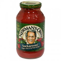 Newman's Own All Natural Sockarooni Pasta Sauce