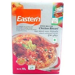 Eastern Chicken Biryani - 100g