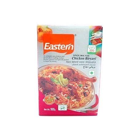 Eastern Chicken Biryani - 100g