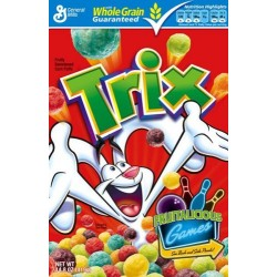 General Mills Trix Cereal, 10.7 oz