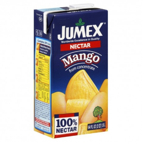 Jumex Nectar Mango, 64-ounces