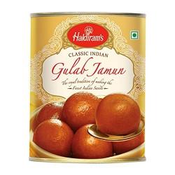 Haldiram's Classic Indian Gulab Jamun - 2.2lb