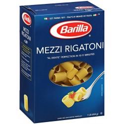 Barilla Mezzi Rigatoni, 16-Ounce Boxes