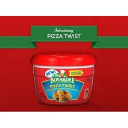 Chef Boyardee Snack Size Microwavable Bowls 7.25 Oz Pizza Twists)