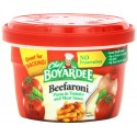 Chef Boyardee Beefaroni, 7.5-Ounce Microwavable Bowls