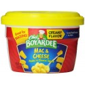 Chef Boyardee Macaroni and Cheese, 7.5-Ounce Microwavable Bowls