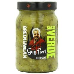 Guy Fieri Salsa Verde, 16 Ounce