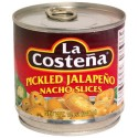 La Costena Jalapeno Nacho Slices, 12-Ounce