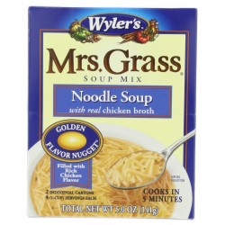 Mrs. Grass Soup Mix, Noodle, 5 Ounce