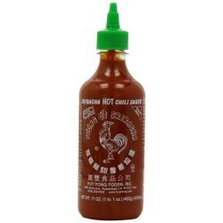 Huy Fong Sriracha Chili Sauce, 17-ounce Bottles