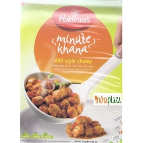 Haldirams Minute Khana Dilli Style Choley 10.75 Oz