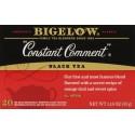 Bigelow Constant Comment Tea, 20-Count Boxes (Pack of 3)