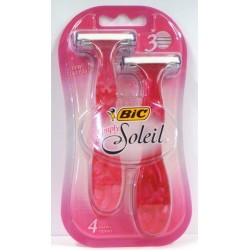 Bic Simply Soleil Razors, 4-Count