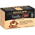 Bigelow Vanilla Chai Tea, 20-Count Boxes (Pack of 3)