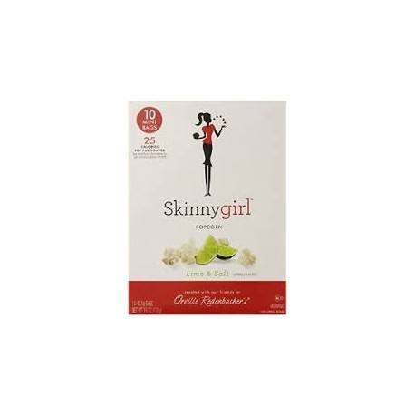 Orville Redenbacher's Skinnygirl Popcorn, 10 Count
