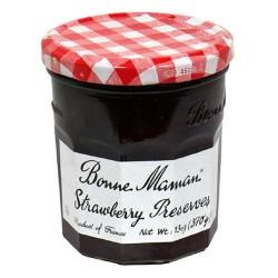 Bonne Maman Strawberry Preserves, 13-Ounce Jars