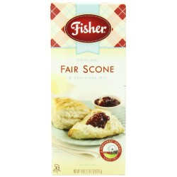 Fisher Original Fair Scone & Shortcake Mix, 18-Ounces